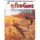 Cover Print of Fur-Fish-Game, November 1982