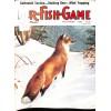 Cover Print of Fur-Fish-Game, November 1984
