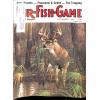 Cover Print of Fur-Fish-Game, November 1985