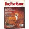 Cover Print of Fur-Fish-Game, November 1991