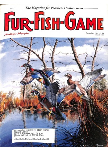 Fur-Fish-Game, November 2001