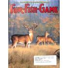 Cover Print of Fur-Fish-Game, November 2007