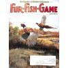 Cover Print of Fur-Fish-Game, November 2009
