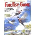 Cover Print of Fur-Fish-Game, November 2014