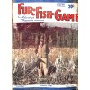 Cover Print of Fur-Fish-Game, October 1946