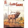 Cover Print of Fur-Fish-Game, October 1968