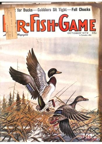 Fur-Fish-Game, October 1973