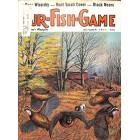 Cover Print of Fur-Fish-Game, October 1977