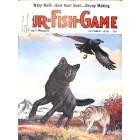 Cover Print of Fur-Fish-Game, October 1978
