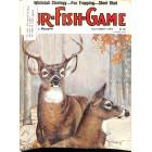 Cover Print of Fur-Fish-Game, October 1983
