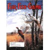 Cover Print of Fur-Fish-Game, October 1999