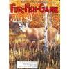 Cover Print of Fur-Fish-Game, October 2000