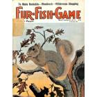 Cover Print of Fur-Fish-Game, September 1973
