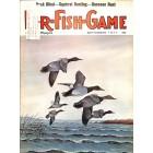 Cover Print of Fur-Fish-Game, September 1977
