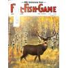 Cover Print of Fur-Fish-Game, September 1985