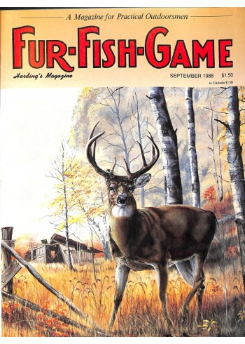 Fur-Fish-Game, September 1988