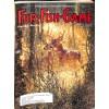 Cover Print of Fur-Fish-Game, September 1999