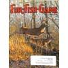 Cover Print of Fur-Fish-Game, September 2012