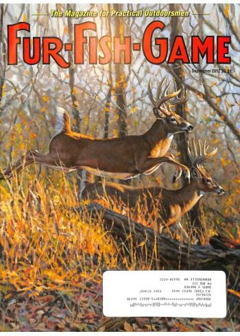 Fur-Fish-Game, September 2012