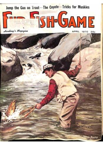 Fur Fish Game, April 1970