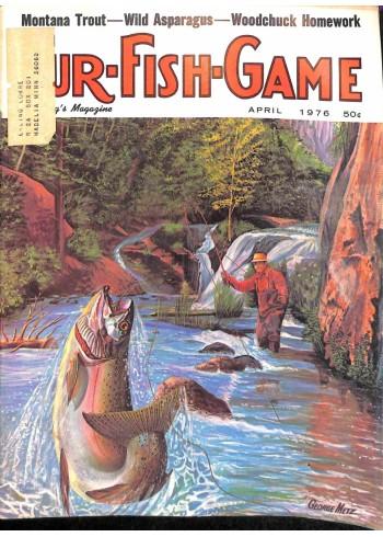 Fur Fish Game, April 1976