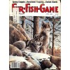 Cover Print of Fur Fish Game, April 1983