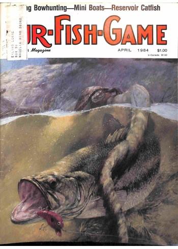 Fur Fish Game, April 1984
