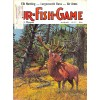 Cover Print of Fur Fish Game, August 1977