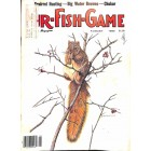 Fur Fish Game, August 1982