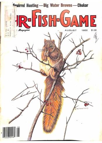 Fur Fish Game, August 1982