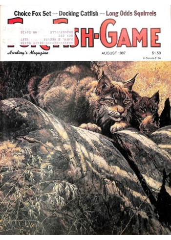 Fur Fish Game, August 1987