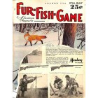 Fur Fish Game, December 1966