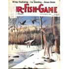Cover Print of Fur Fish Game, December 1983