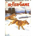 Cover Print of Fur Fish Game, February 1971