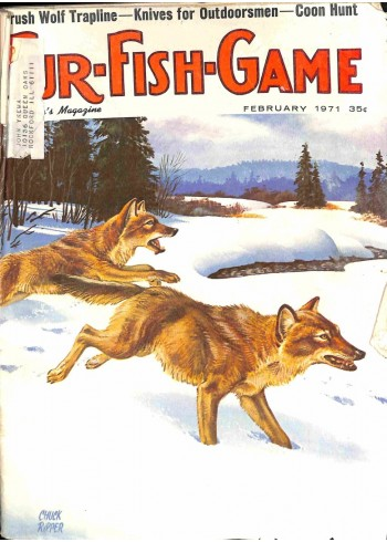 Fur Fish Game, February 1971