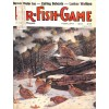 Cover Print of Fur Fish Game, February 1985