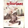 Cover Print of Fur Fish Game, January 1977