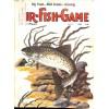 Cover Print of Fur Fish Game, July 1982
