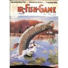 Fur Fish Game, July 1984