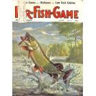 Cover Print of Fur Fish Game, June 1977