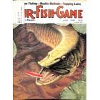 Cover Print of Fur Fish Game, June 1984