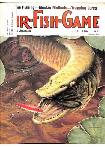 Fur Fish Game, June 1984