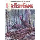 Cover Print of Fur Fish Game, May 1977