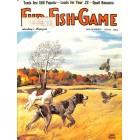 Cover Print of Fur Fish Game, November 1969