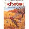 Cover Print of Fur Fish Game, November 1982