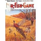 Fur Fish Game, November 1982