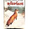 Cover Print of Fur Fish Game, November 1984