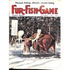 Fur Fish Game, October 1981