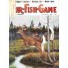 Cover Print of Fur Fish Game, October 1982