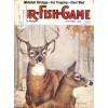 Cover Print of Fur Fish Game, October 1983